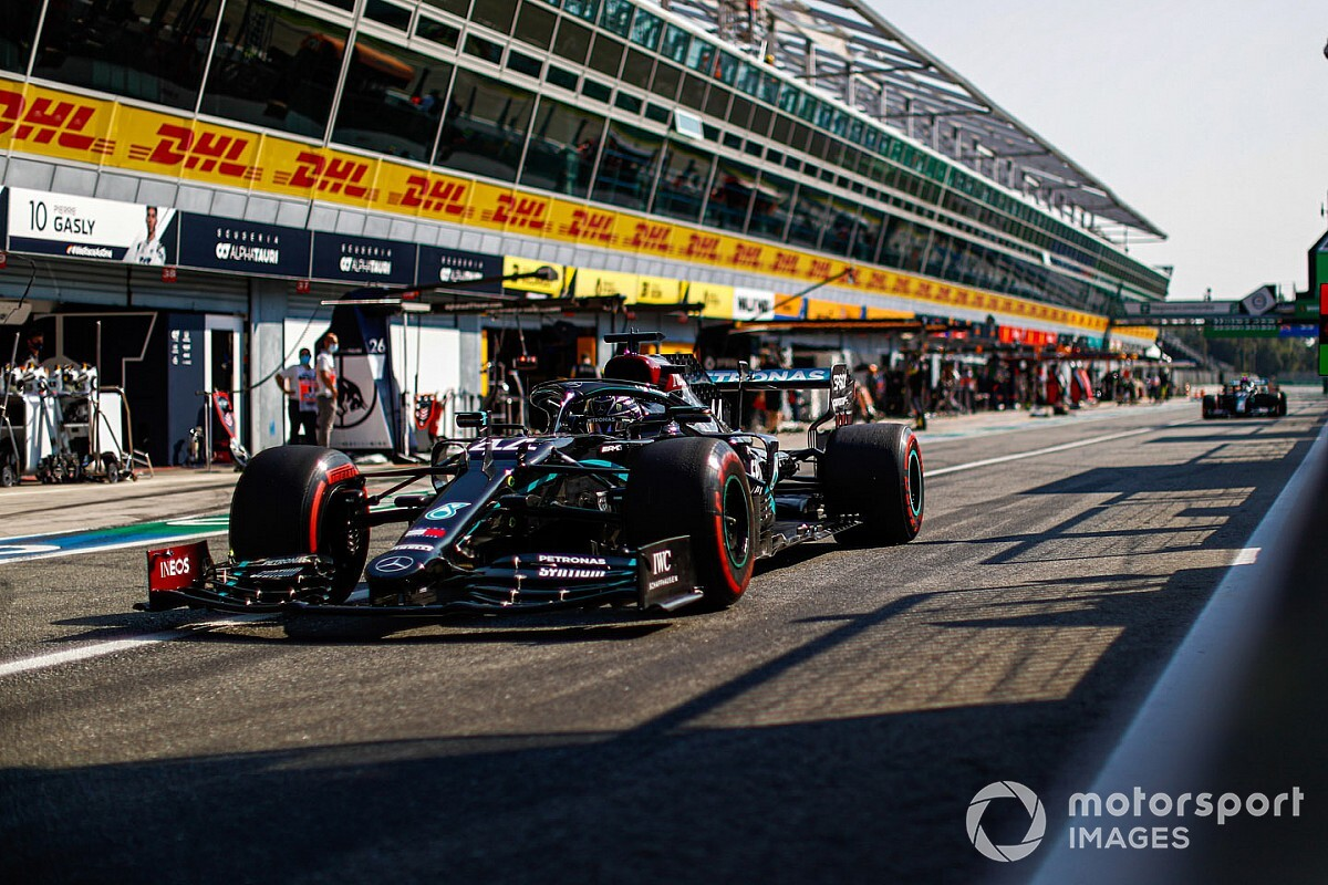 Mercedes taking steps to avoid closed F1 pitlane mistake