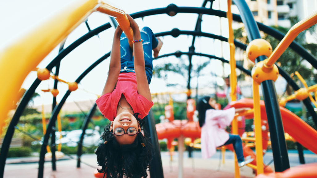 Better playground design could help kids get more exercise