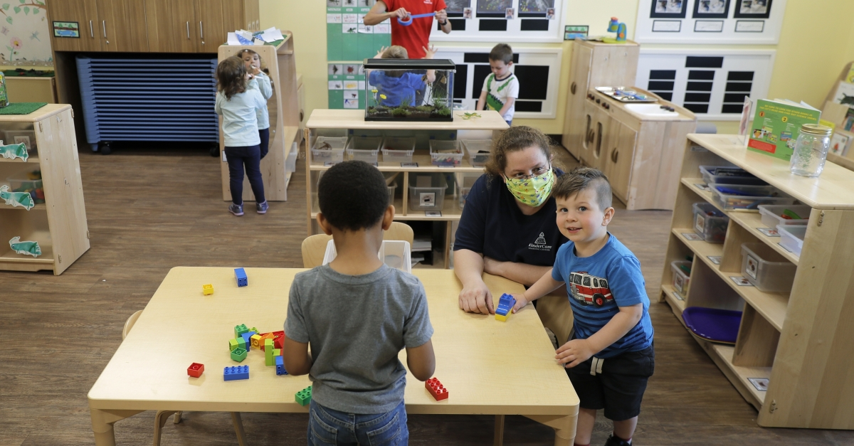 Report: Many Child Care Providers Closed Due To COVID-19, Unclear How Many Can Reopen
