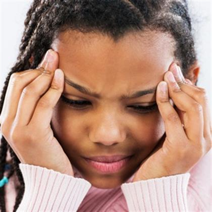 When chronic pain leads to depression in kids
