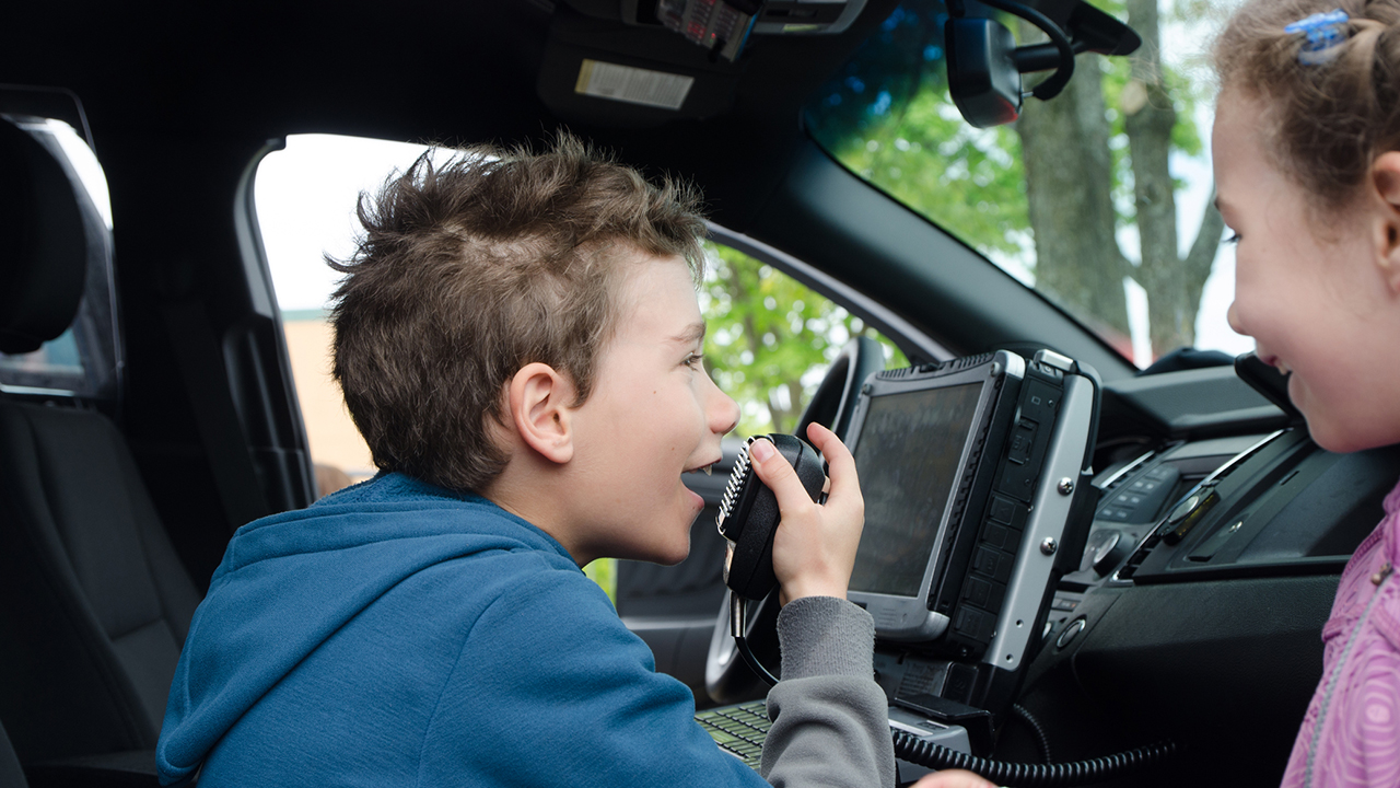 Parents, maybe it's time to stop glorifying the police to your kids