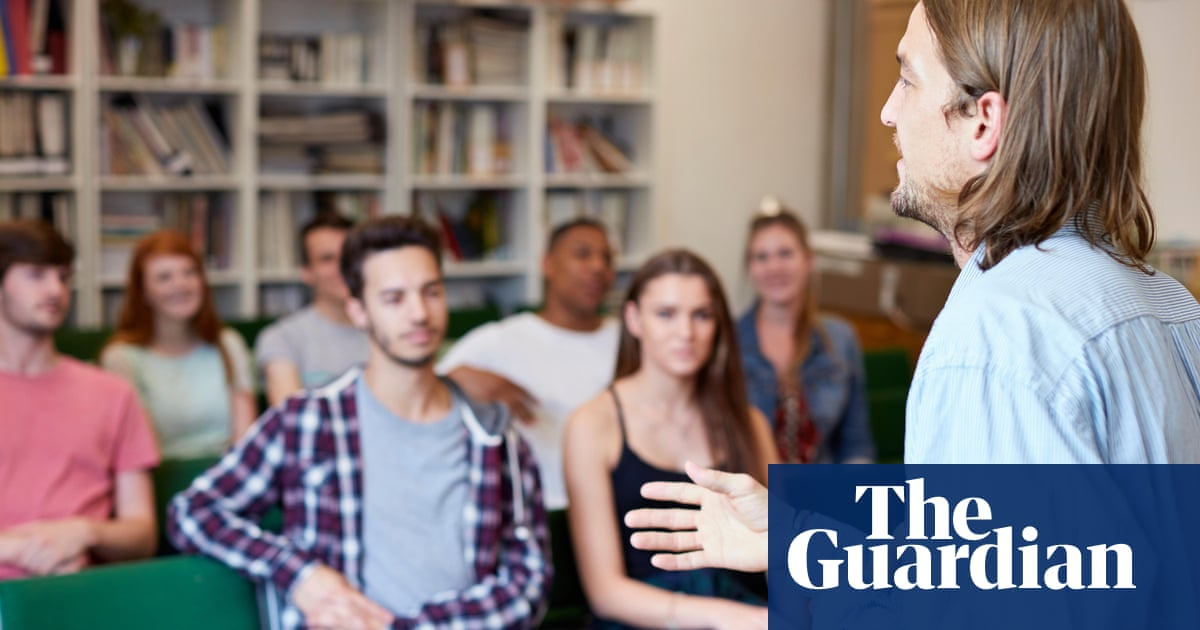 Higher education staff suffer 'epidemic' of poor mental health