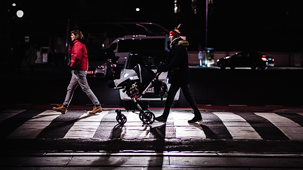 What's driving pedestrian deaths? Darkness, speed, wider roads and larger vehicles