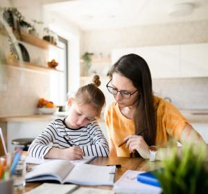 Survey: COVID-19 putting stress on US parents