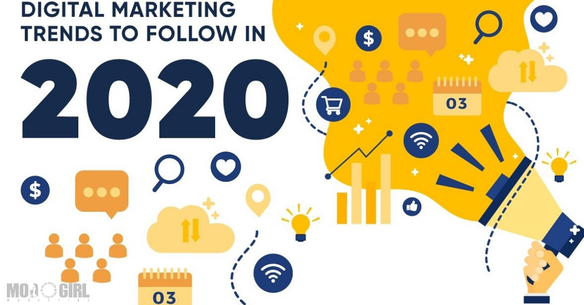 Digital Marketing Trends to Follow in 2020 [Contributed Blog]