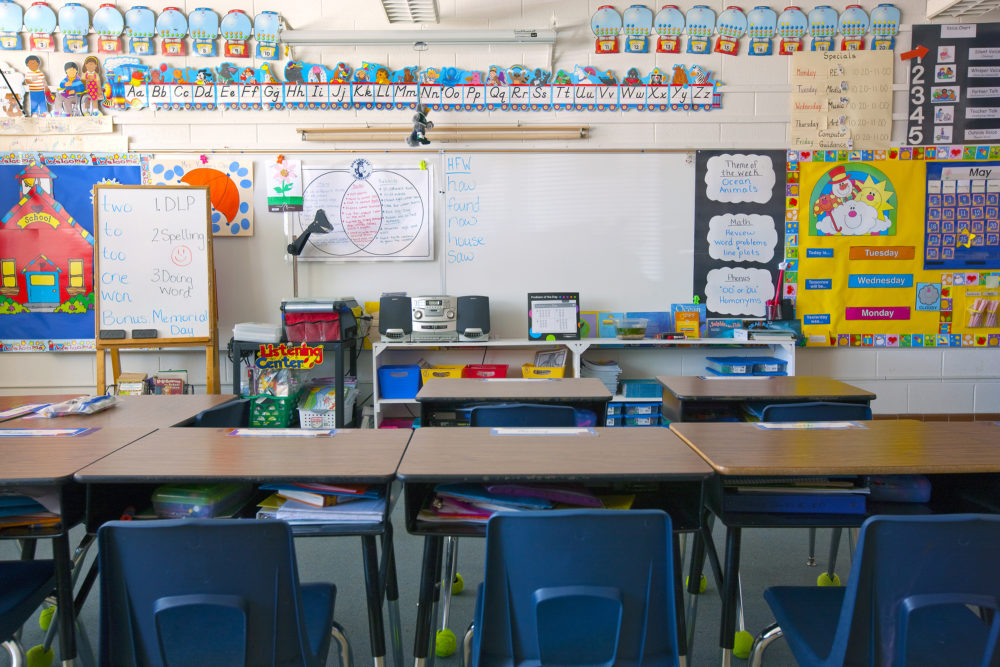 Mass. Education Leaders Release Roadmap For Reopening Schools