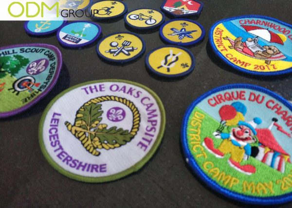 Boost your Brand Visibility with Custom Embroidered Patches