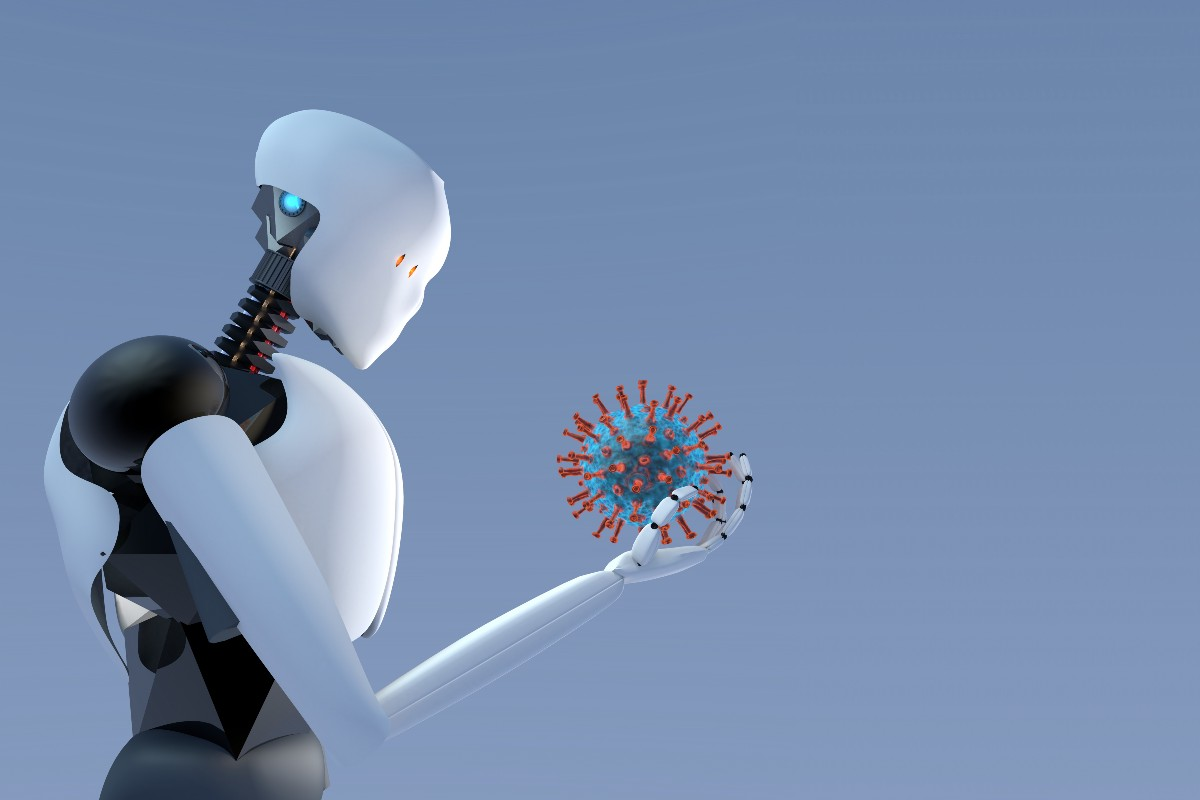 How Artificial Intelligence is combatting COVID-19 in a Battle that knows no borders.
