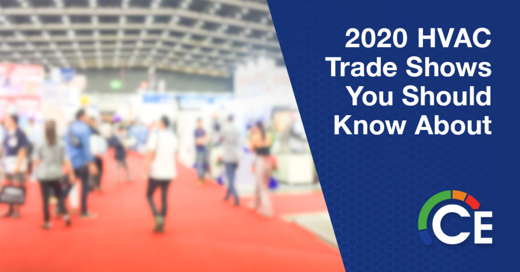 Five HVAC Trade Shows You Should Know About in 2020