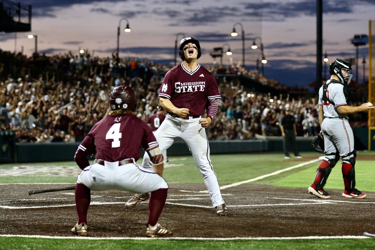 No. 3 Mississippi State Baseball Takes Care of No. 4 Stanford in Super Regional Opener