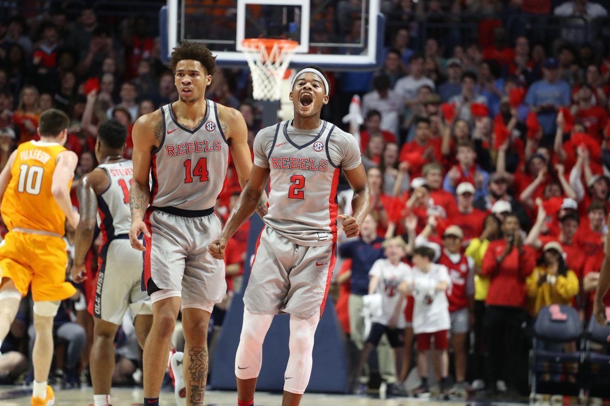 Davis pleased with how Rebels are evolving in offseason