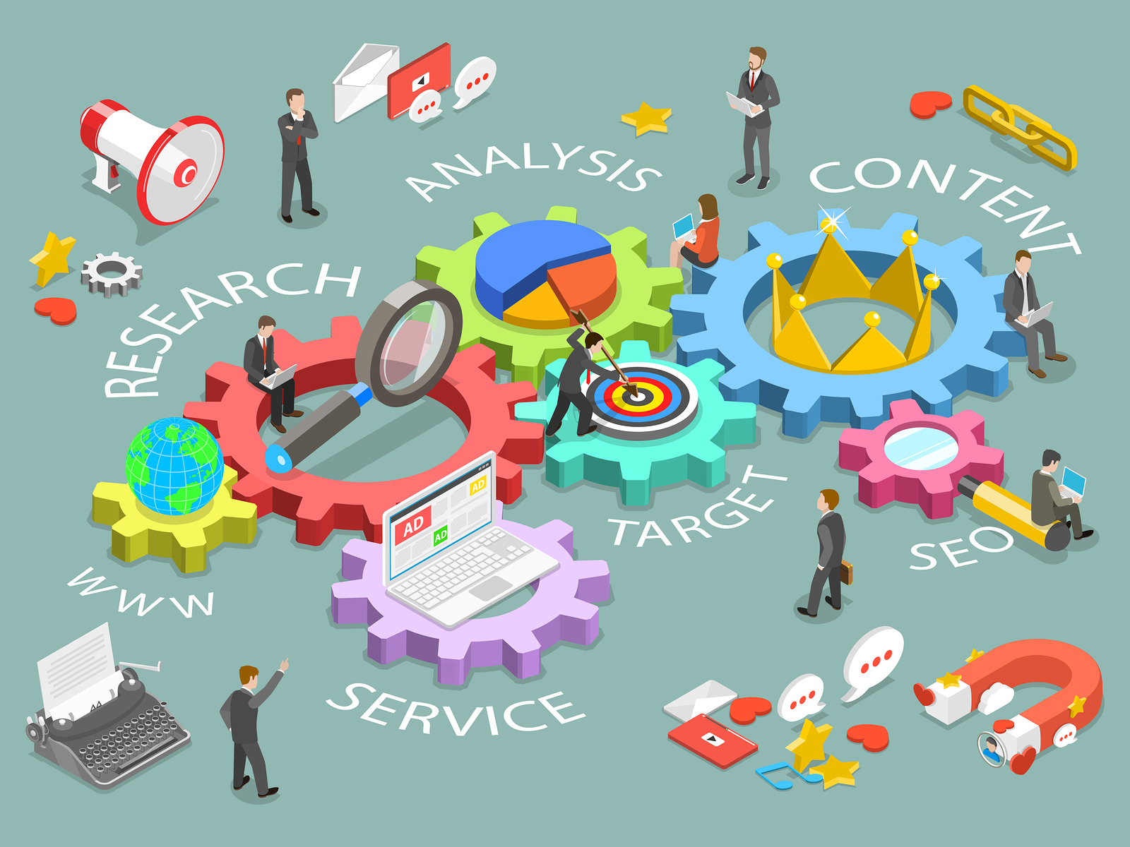 Benefits of Outsourcing SEO Services - Social Media Explorer