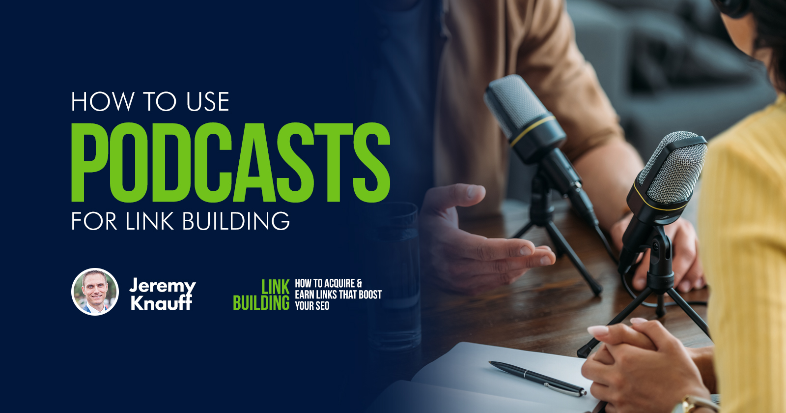 How to Use Podcasts for Link Building