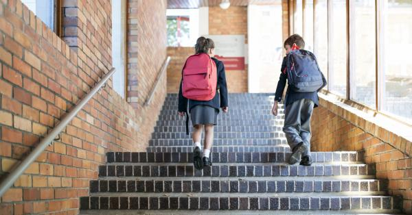 Education 'as important as health and the economy'
