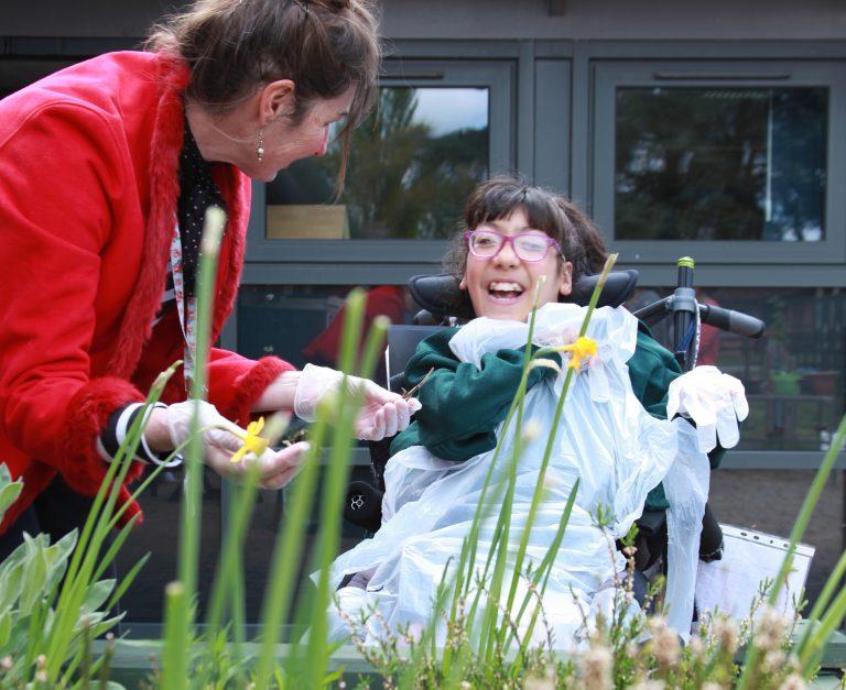 The joy of gardening for all abilities - National Garden Scheme