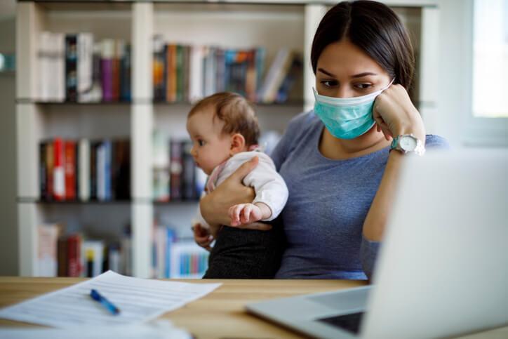 STUDY: Working Parents Have it Toughest During COVID-19 - Parentology
