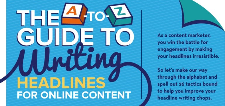 How to Write Powerful Headlines for Your Online Content [Infographic]