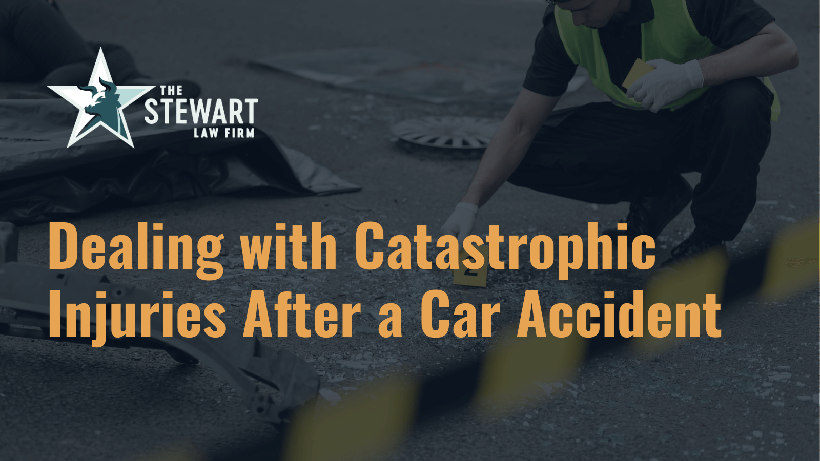 Dealing with Catastrophic Injuries After a Car Accident