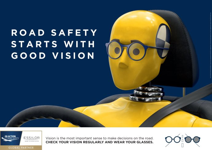 Eye Protection and Road Safety