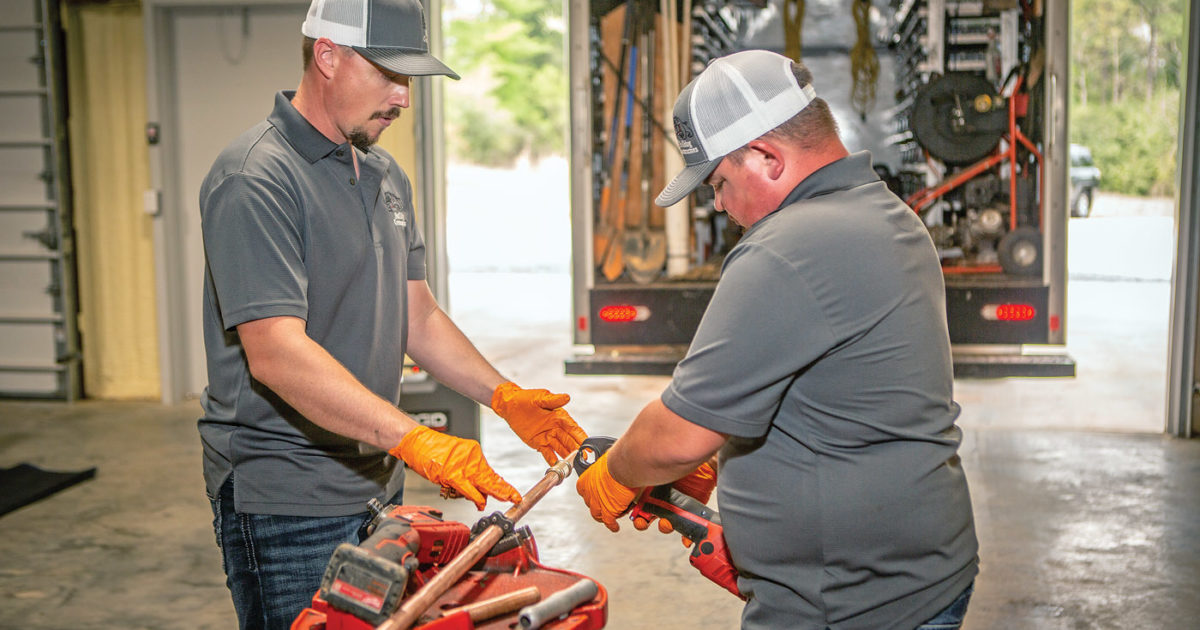 Plumbing Firm Adds Services to Become One-Stop Shop for Customers | Plumber Magazine