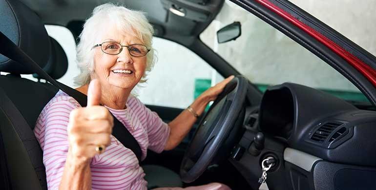 Are Older Drivers Safe? - Malman Law