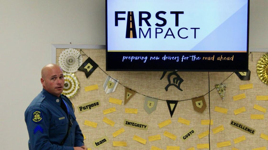 'First Impact' promotes safe driving