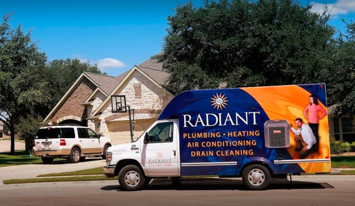 HVAC.com Featured Contractor: Radiant Plumbing & Air Conditioning