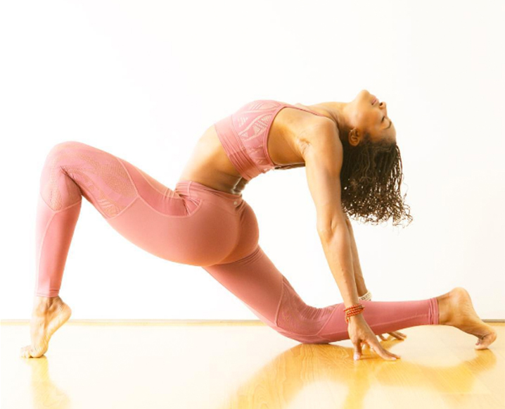 Yoga Matters: Koya Webb On The Healing Power of Yoga