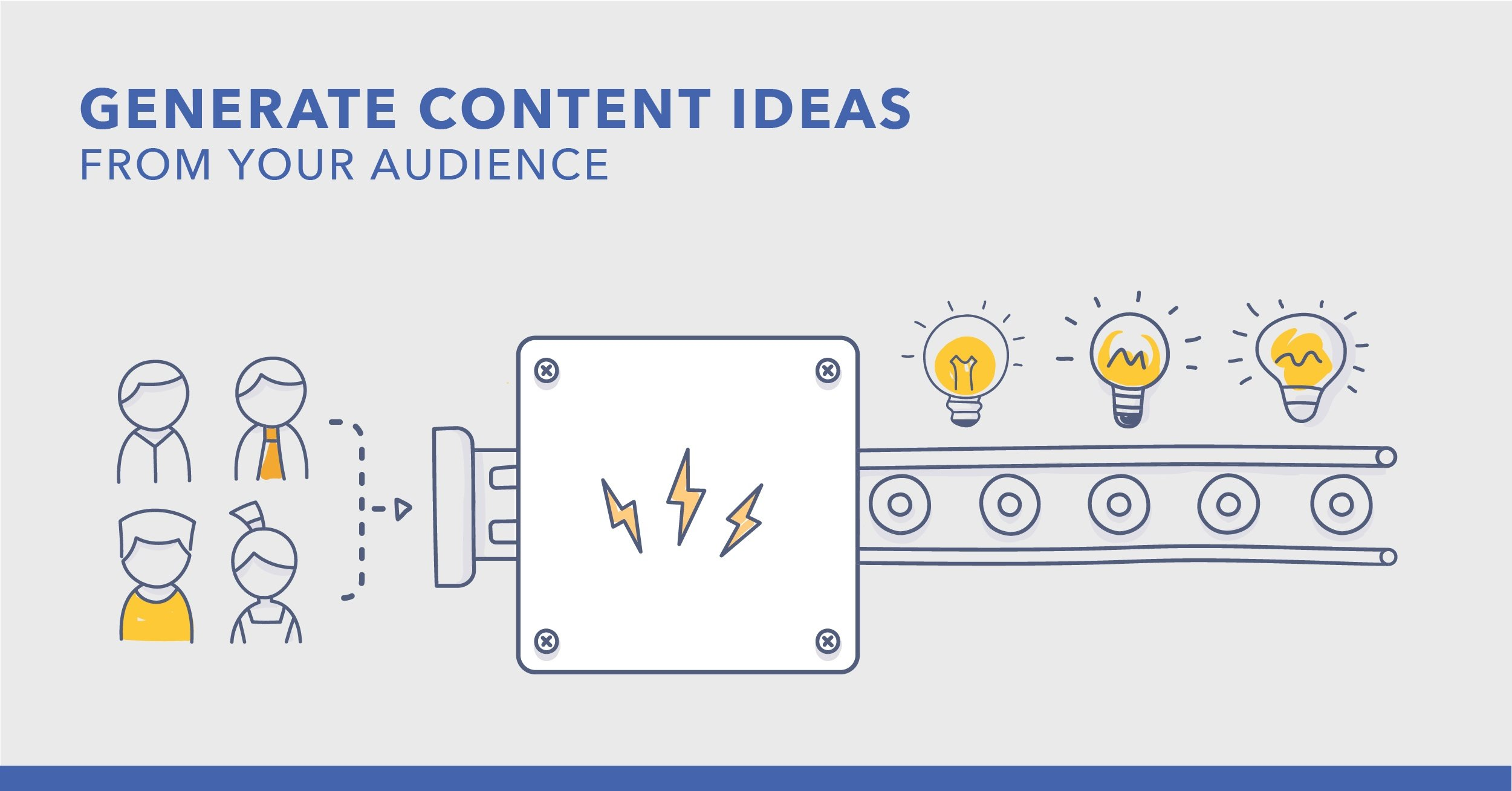 How to Get the Best SEO Content Ideas Directly From Your Audience