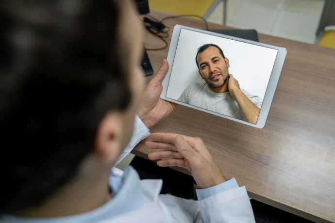 COVID-19: Clinical Considerations for Using Telemedicine with Pain Patients