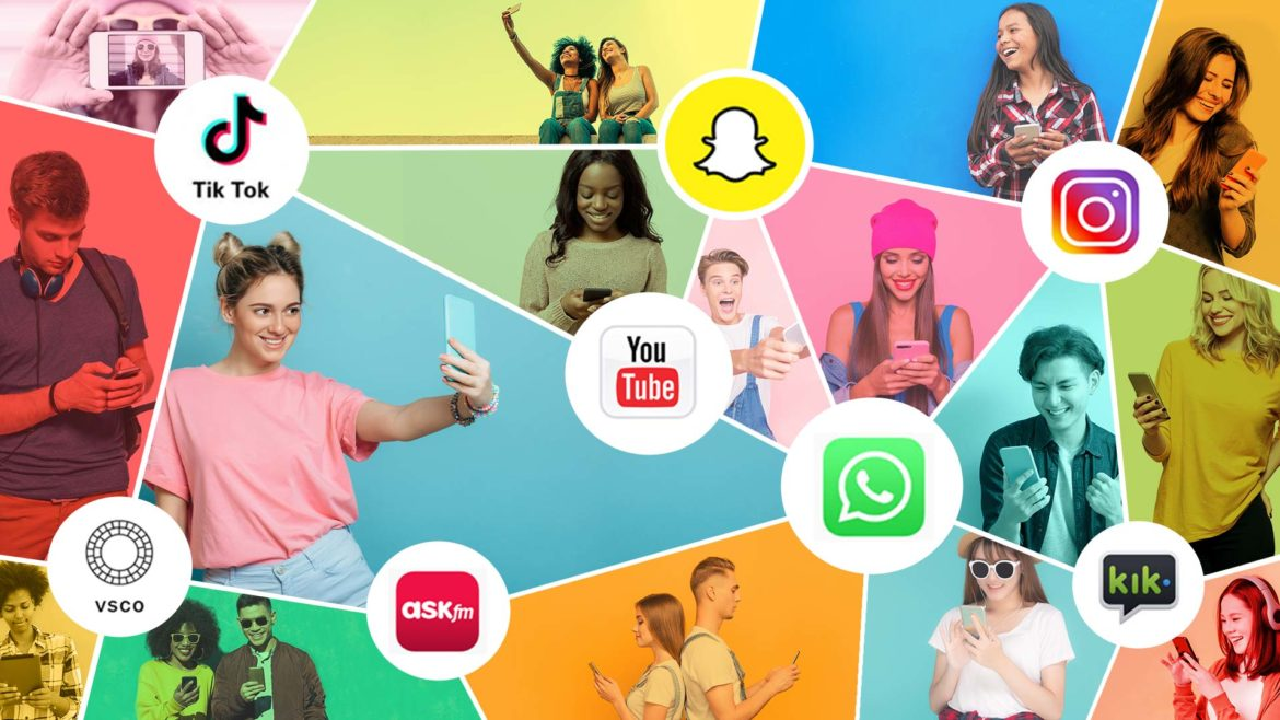 Most Popular Apps for Teenagers - Parentology