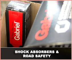 Shock Absorbers and Safe Driving