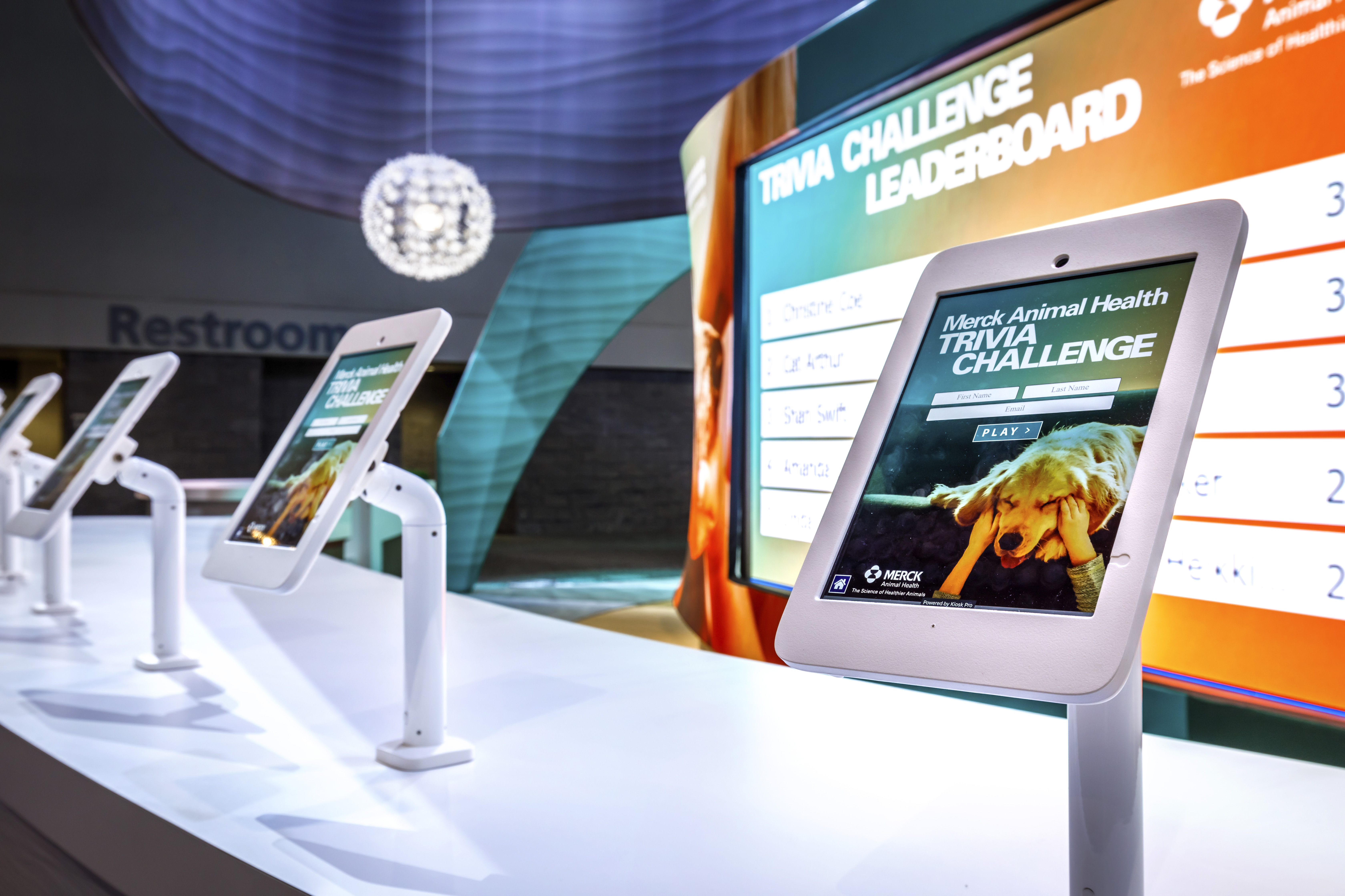 Amplify Your Trade Show Exhibit Engagement Success with Interactive Technology from 3D Exhibits