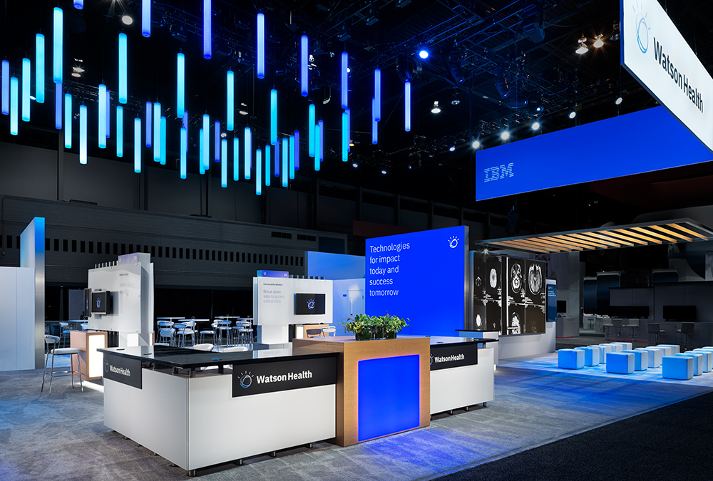 Exhibit Design and Technology Trends: Use Data and Light to Drive Success