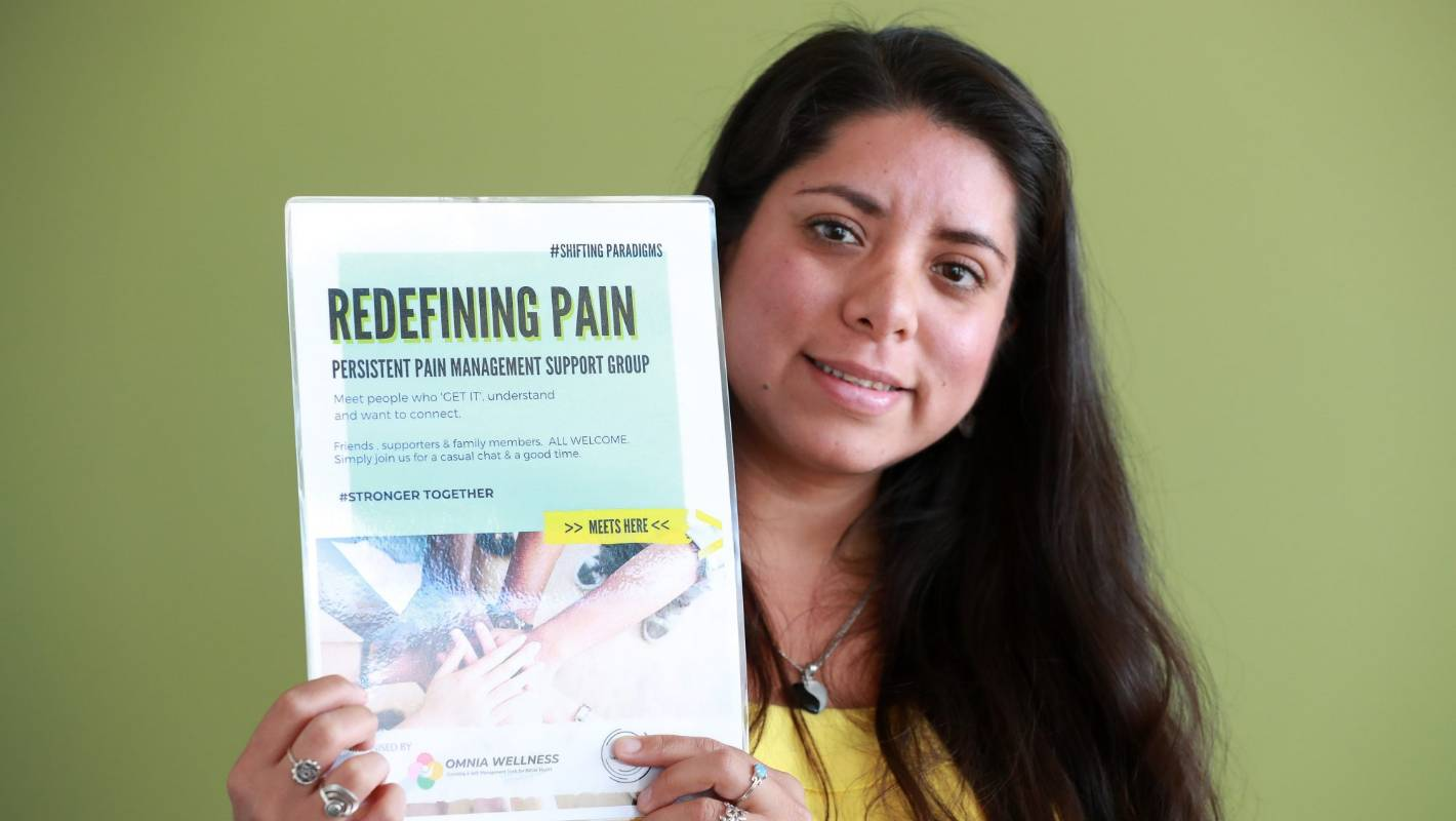 Movement is key to recovery, says chronic pain educator