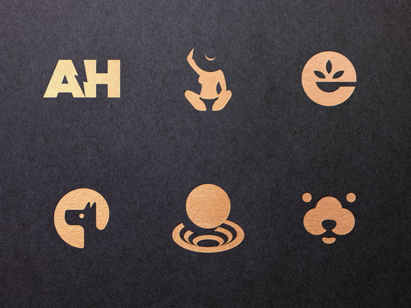 3 positively clever ways to use negative space in logo design
