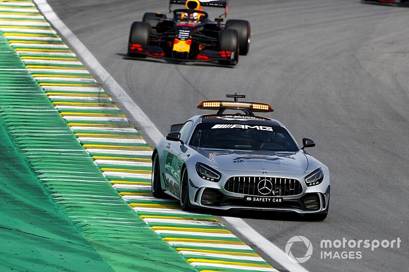 Masi had no choice over safety car for 'stuck' Mercedes