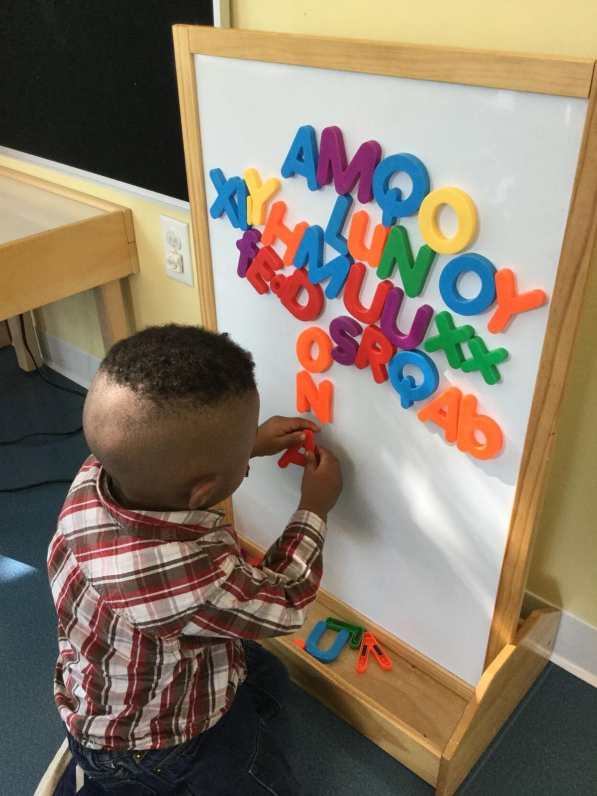 Giving children a 'Head Start'