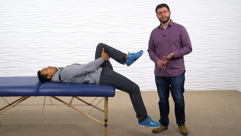 The Athlete's Hip: Evaluation of Groin Pain