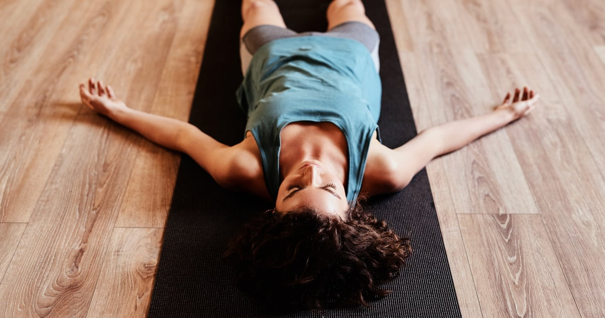 You Can Try This Yin Yoga Sequence While Laying in Bed