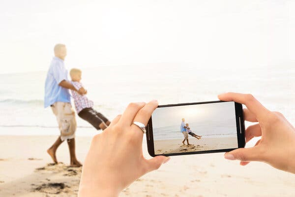 Why Parents Should Pause Before Oversharing Online