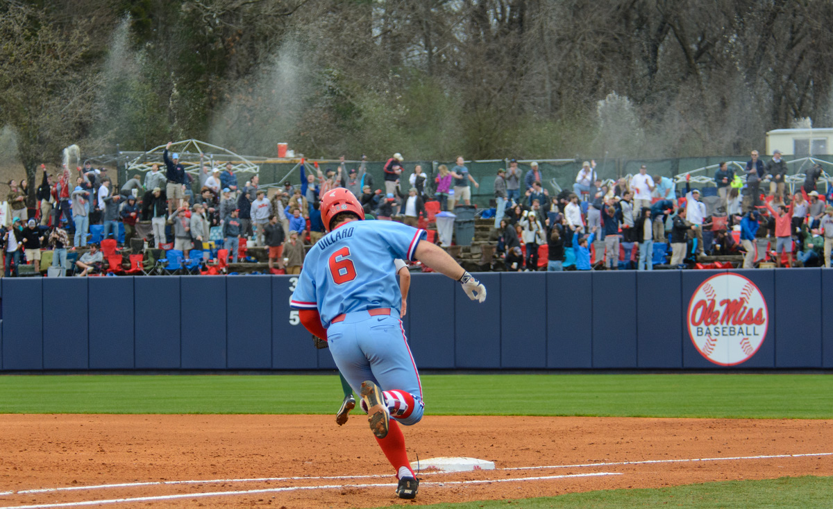 Rebels advance to SEC Semifinals with comeback win