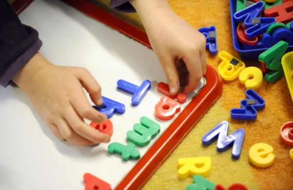 Over 60% of adults feel childcare should be available free to all children