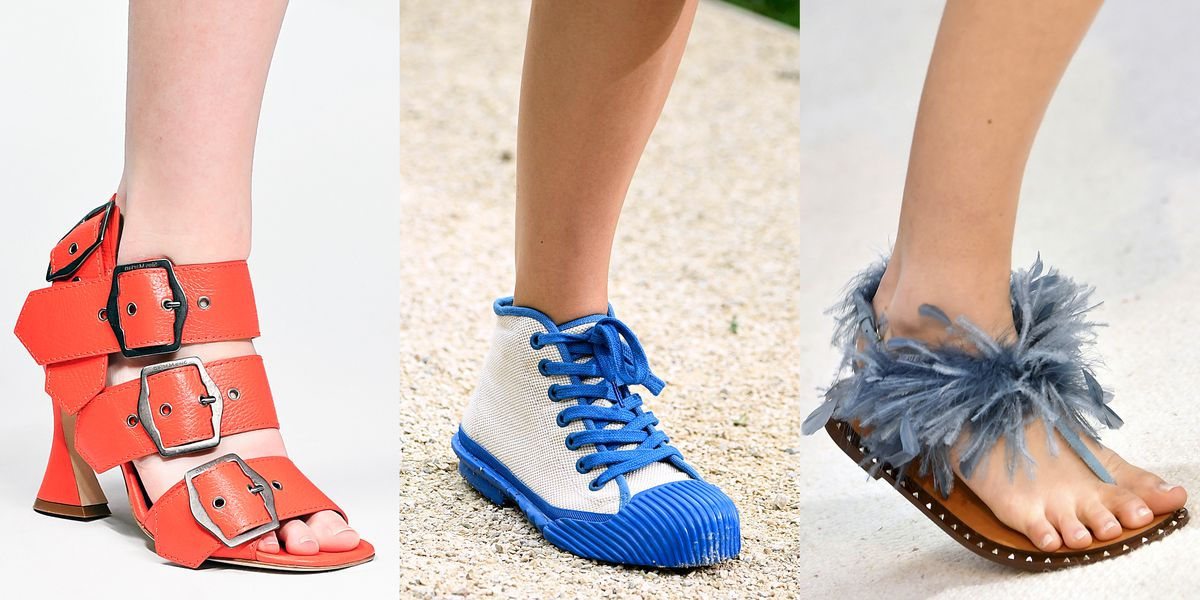 Make Space in Your Closet for These Top Shoe Trends of 2019