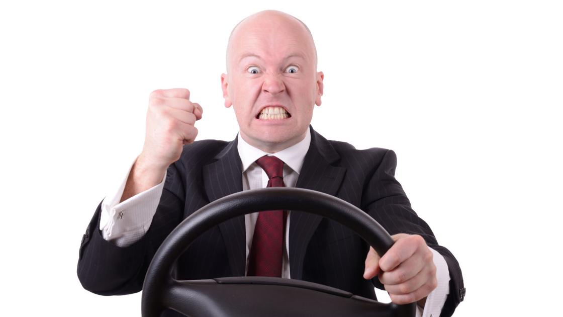 GETTING THERE: Driving can be all the rage
