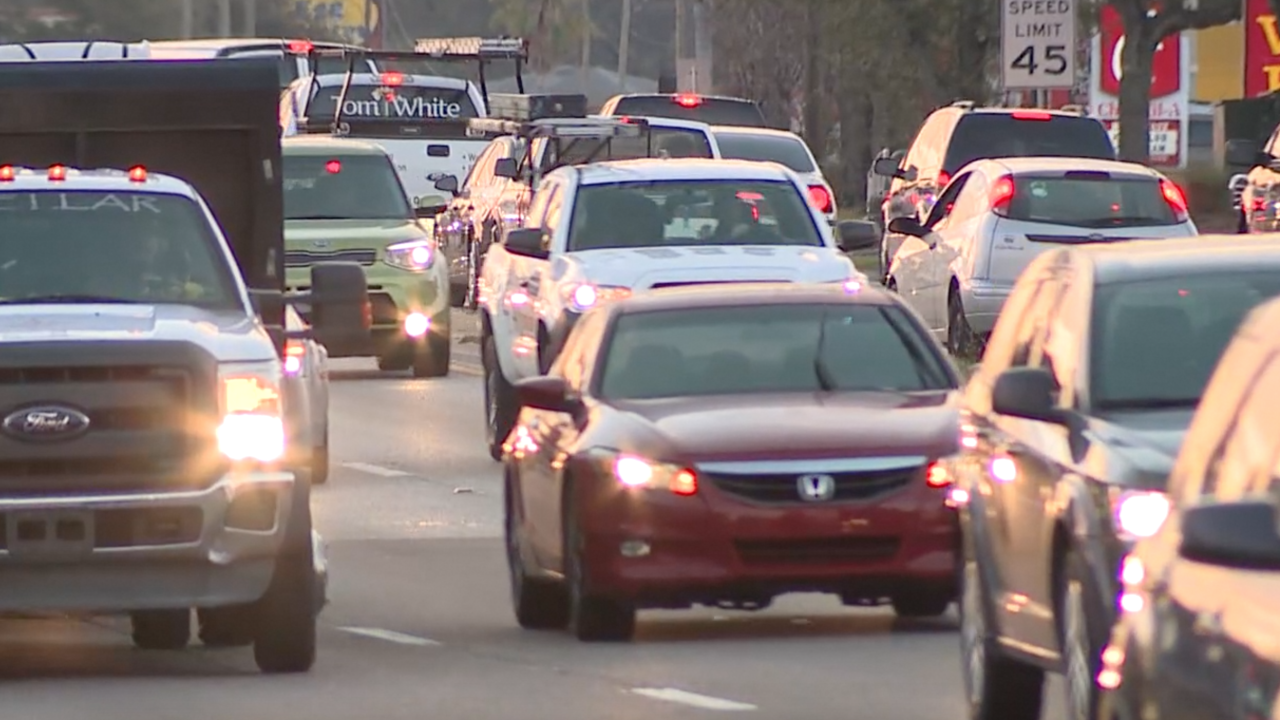 Report: Florida falls 'dangerously behind' on road safety laws