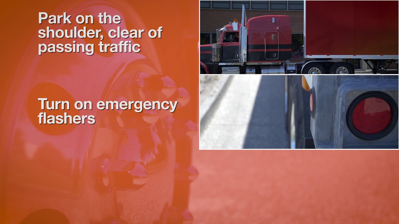 Safety at the Roadside | Safety Driven - TSCBC