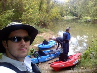 Reedy Creek to Ancarrows' Landing