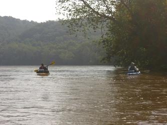 Bent Creek to Howardsville