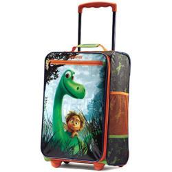 American Tourister 18'' Upright Kids Good Dinosaur Disney Softside Suitcase